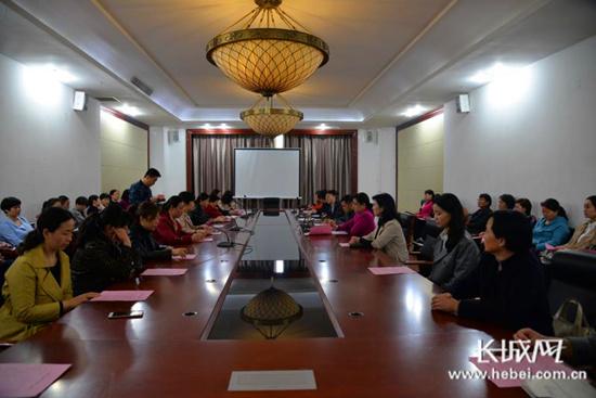 """临漳县开展""""新时代、稳家园、清家风""""主题活动"""