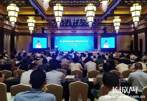 第二届创新驱动发展大会暨新材料技术大会在保定举行